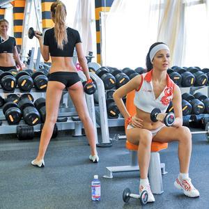 Фитнес-клубы Полярных Зорь