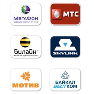 Операторы сотовой связи Полярных Зорь