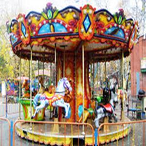 Парки культуры и отдыха Полярных Зорь