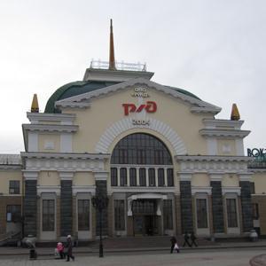 Железнодорожные вокзалы Полярных Зорь